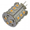 G4 Bi-Pin Base Tower Type LED Bulb with 18xSMD3528 (Final Sale)