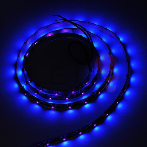 12 volt flexible uv led light strip with 60xsmd3528. Black Bedroom Furniture Sets. Home Design Ideas