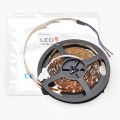 12V 16.4ft RGB Color-Changing Flexible LED Ribbon Strip Light Copper PCB