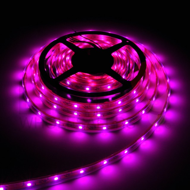 12 volt rgb color changing led flexible strip with. Black Bedroom Furniture Sets. Home Design Ideas