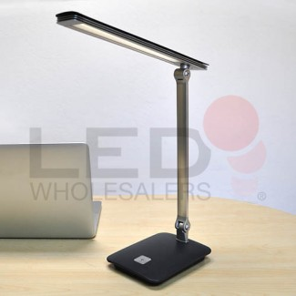 3-Level Dimmable Touch Switch Folding LED Desk Lamp 6 Watt