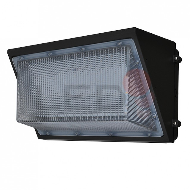 135-Watt Outdoor LED Wall Pack Security Light Fixture, UL-Listed & DLC-Qualified