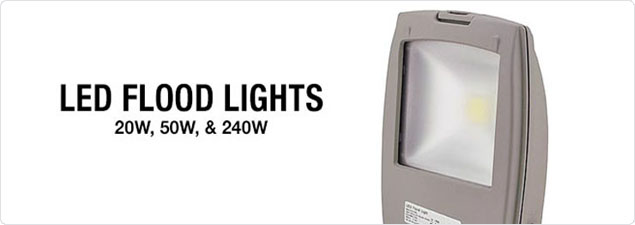 LED Outdoor Fixtures